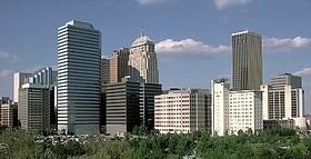 File photo of OKC skyline