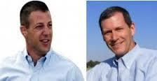 Markwayne Mullin (R) and Rob Wallace (D)