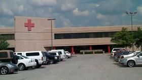 Tulsa Red Cross Headquarters on Highway 169 at 11th Street