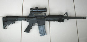 An AR15