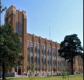 Rogers Hi-School in Tulsa