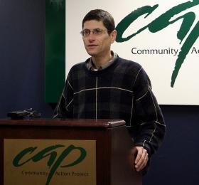 CAP Director Steven Dow