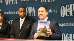 OCPA releases its budget plan.