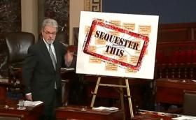 Tom Coburn on the Senate Floor