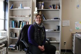 OU Researcher Katie Keranen