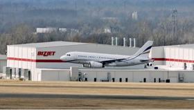 BizJet is based at the Tulsa International Airport.