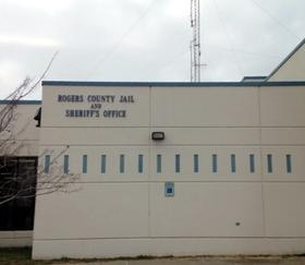 The Rogers County Sheriff's Office is in Claremore.