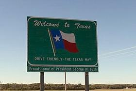 The Texas State Line