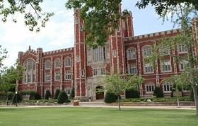The OU campus at Norman