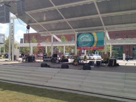 The Guthrie Green stage will be one of the venues of the upcoming festival.