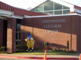 The Greenwood Cultural Center