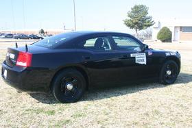 Oklahoma Highway Patrol cruiser