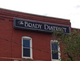 Tulsa's Brady District