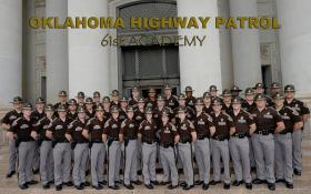 These graduates will join the Patrol later this week.