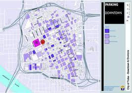 Downtown Tulsa parking