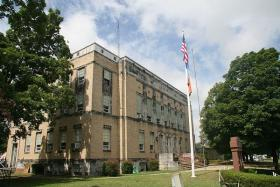 The Adair County Court House