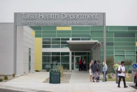 The Health Department's north side center