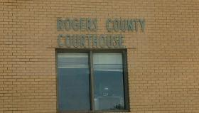 The Rogers County Courthouse in Claremore