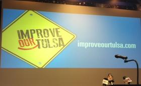 Community leaders launch Improve Our Tulsa campaign