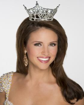 Miss Oklahoma-Kelsey Griswold