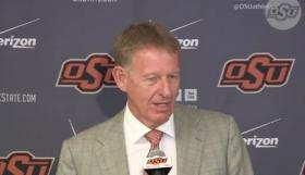 OSU Athletic Director Mike Holder