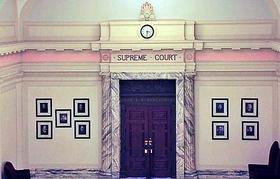The Oklahoma Supreme Court Chambers