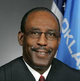 Oklahoma Supreme Court Chief Justice Tom Colbert