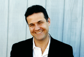 Khaled Hosseini will be in Tulsa tomorrow
