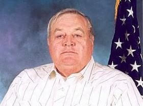Nowata County Sheriff James Hallet