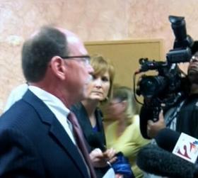 District Attorney Tim Harris