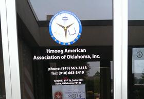 The Hmong-American Association is in east Tulsa.