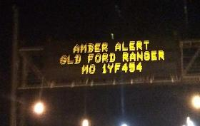 The Amber Alert was issued in Tulsa