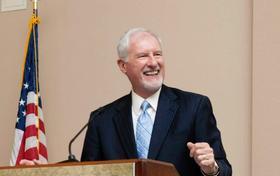 DHS Director Ed Lake
