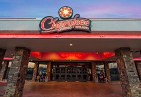 The Cherokee Casino at Roland, Oklahoma