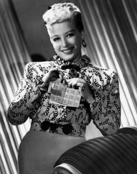 Helen Forrest in 1945