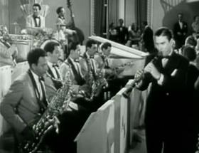 Artie Shaw with his Big Band