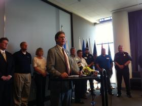 Mayor Bartlett discusses the work zone crackdown
