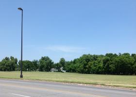 City seeking money for Riverside improvements.