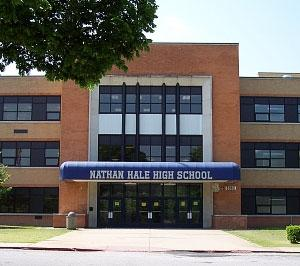 Tulsa Hale High School on East 21st street