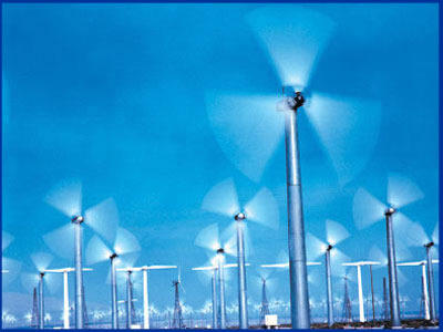 Wind farm/file photo
