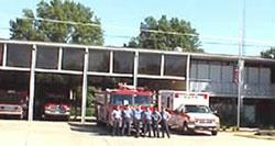 Broken Arrow Fire Deapartment Headquarters at 120 W. Kenosha.