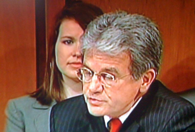 Oklahoma Senator Tom Coburn speaks during the confirmation hearing for Supreme Court Nominee Judge Sotomayor.