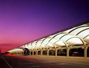 The Tulsa International Airport