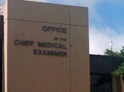 The Tulsa Medical Examiner's Office.