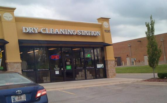 The Dry Cleaning station is located in Owasso.