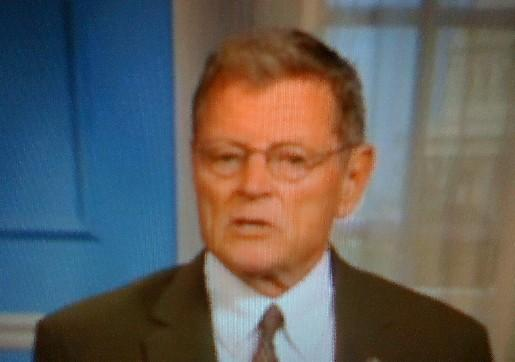 Senator Inhofe announces he will not support the extension.