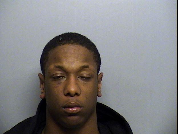 Murder suspect Terrico Dion Bethel