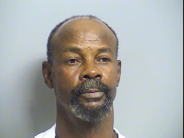 Marcus Berry is booked in the Tulsa County Jail