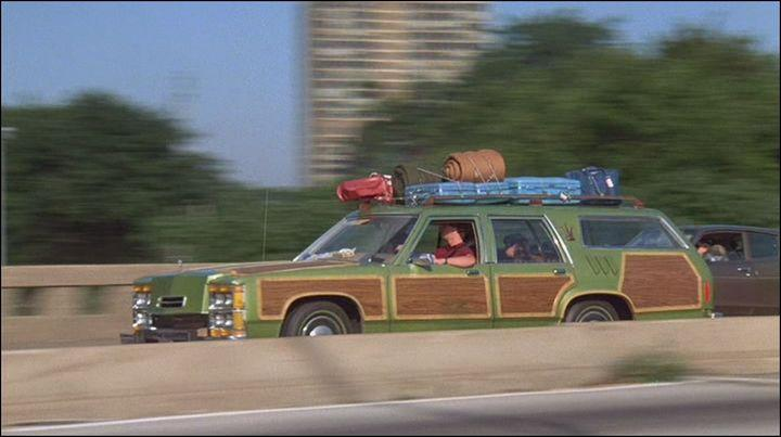 "Load up the tribe in the ""Family Truckster\"", it is time for a road trip! Or is it?"