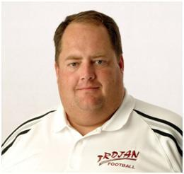 Jenks Football Coach Allen Trimble